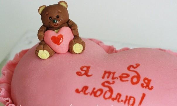 """Торт """"Просто Любовь"""""""