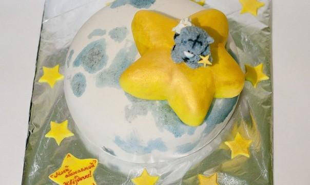 """Торт """"Достать Звезду с неба"""""""