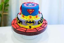 Бэтмен против Супермена: На заре справедливости. Торт