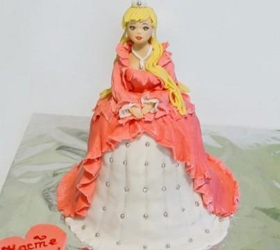 Торт «Девичьи мечты»