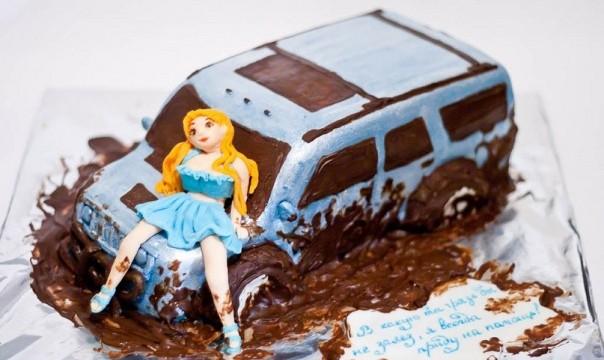 Торт «Я рядом»