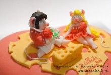 Торт «Love me tender»