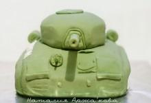 Торт «Т-34»