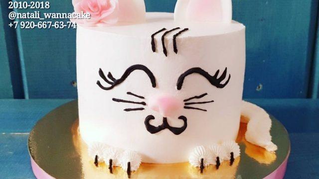 Кошечка - торт!